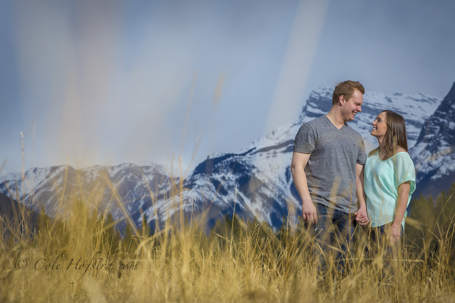 Engagement in Canmore