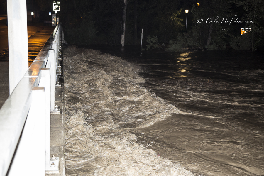 Cole Hofstra captures Flood in mission