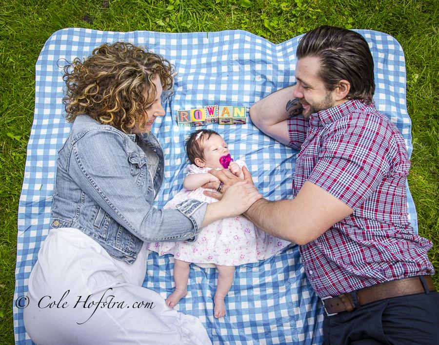 Darren and sylvia family
