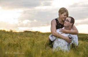 Melissa and Dilon, Stettler