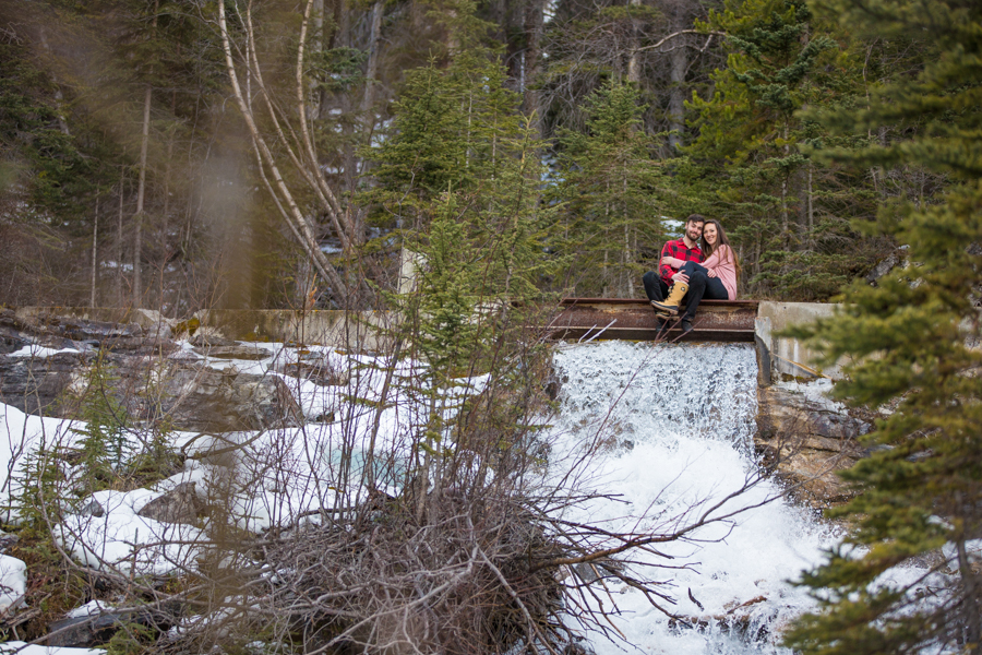 Cole Hofstra Photography at grassy lakes in canmore