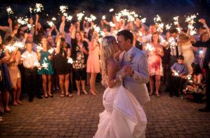 Silvertip Wedding