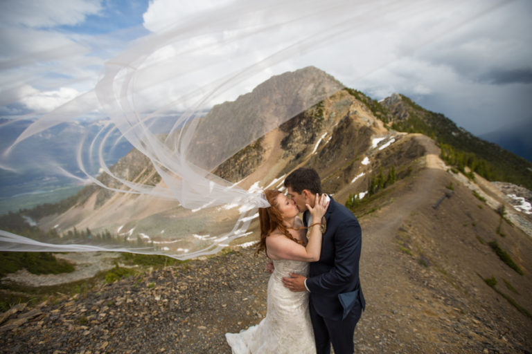 Kicking Horse WEDDING