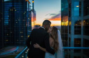 Sheraton YYC Wedding