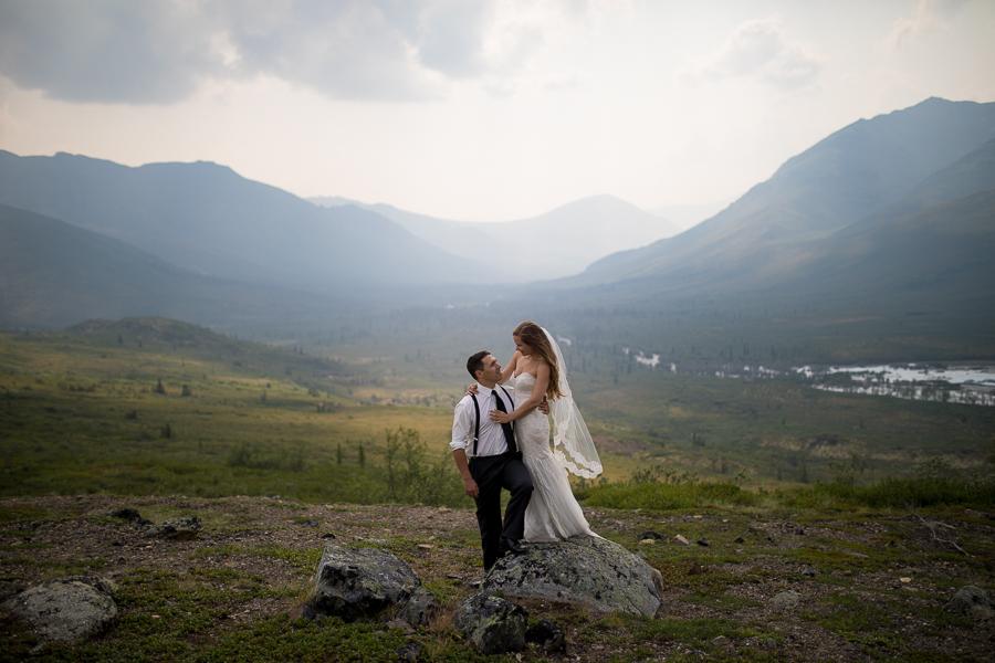 dawson city wedding photography - dawson yukon