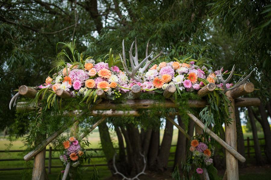 Rocking R Guest Ranch weddings