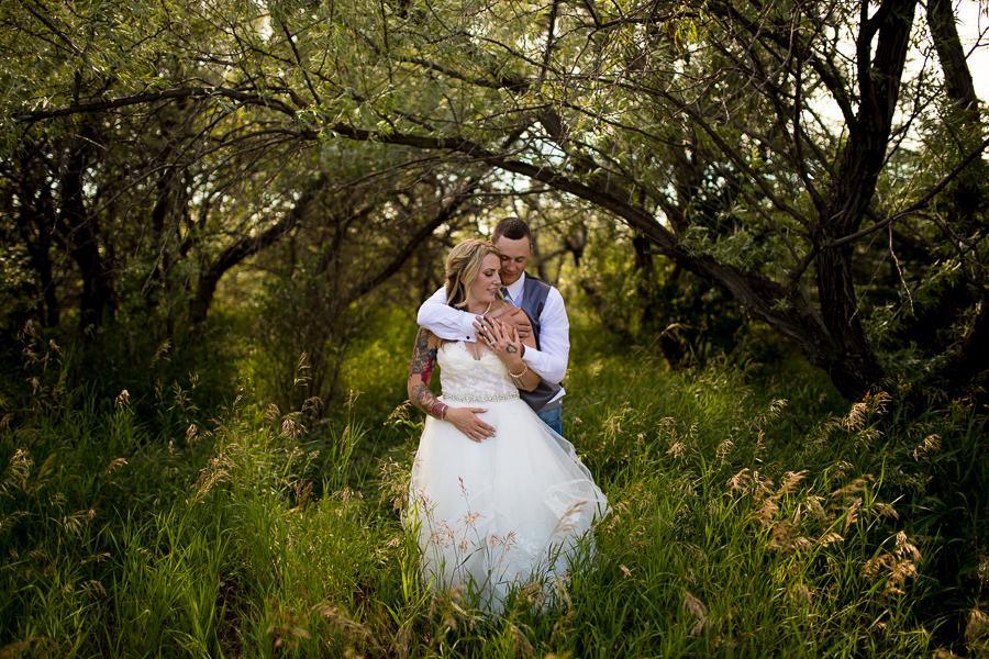 Rocking R Guest Ranch wedding