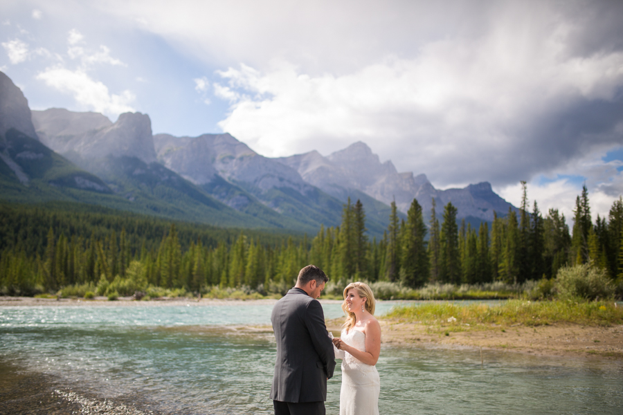 eloped in Canmore, eloping in canmore, eloping in the rockies, mountain elopement