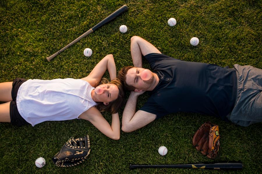 yeg engagement, baseball, baseball engagement, yeg baseball, baseball love, yeg, edmonton, edmonton engagement photography