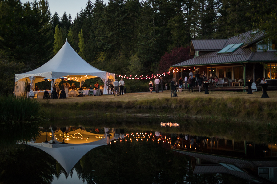 wedding venue, salt spring island, west coast wedding