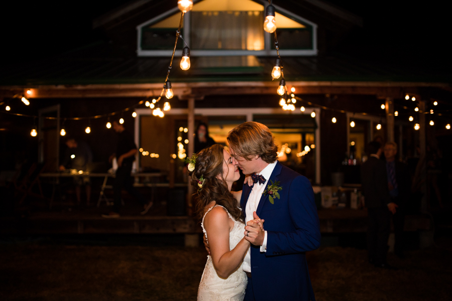 ganges wedding, salt spring island, salt spring wedding photographer, first look, first dance
