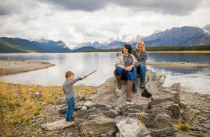 Kananaskis Family