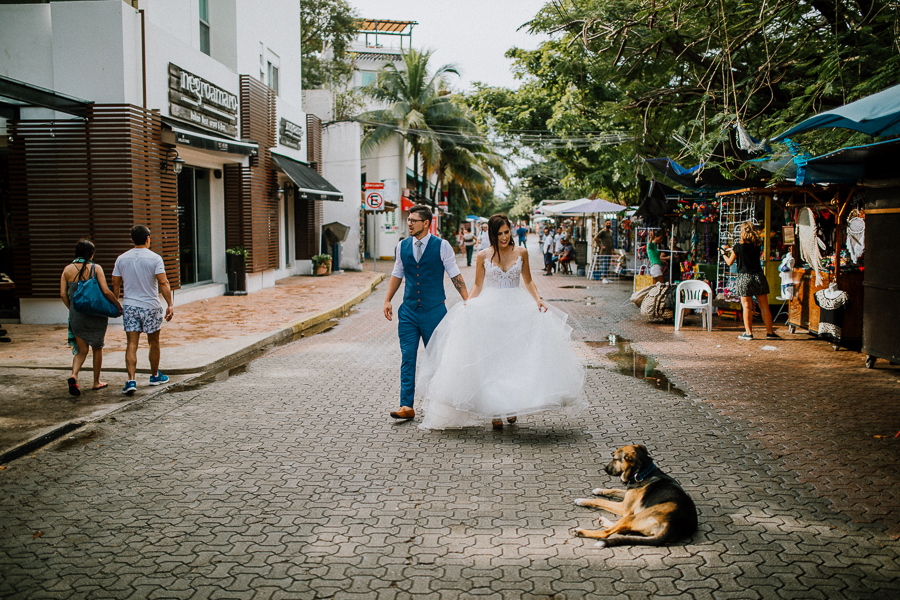 day after sessions playa del carmen mexico, destination wedding, day after sessions, puppy