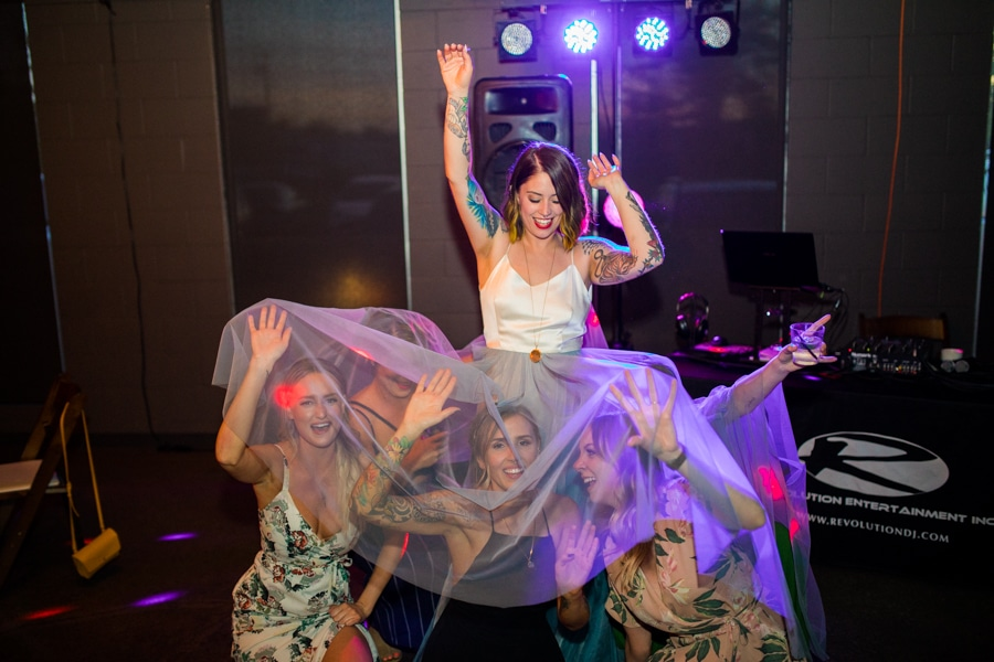 oh bridesmaids so funny! The Baron Event venue, The baron Calgary