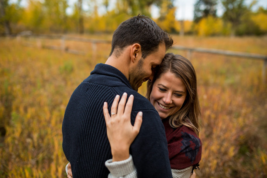 Fish creek park engagement
