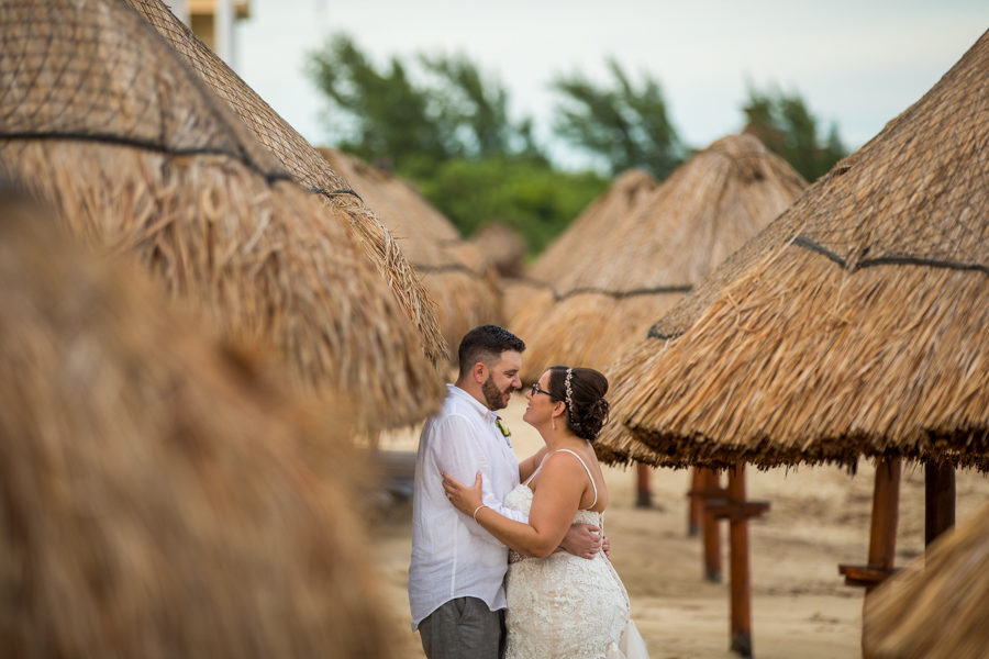 The Grand Palladium Riviera maya resort and spa wedding