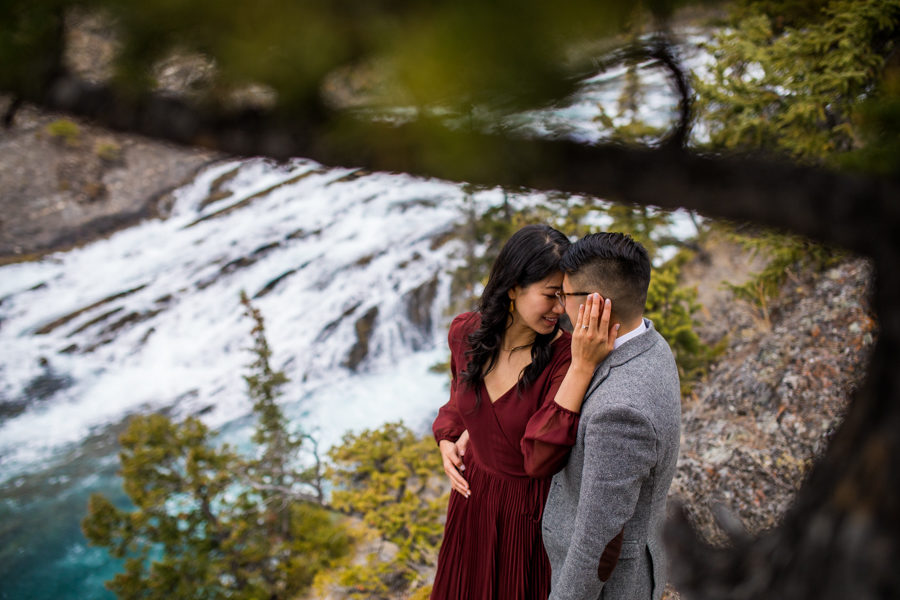 banff engagement photographer