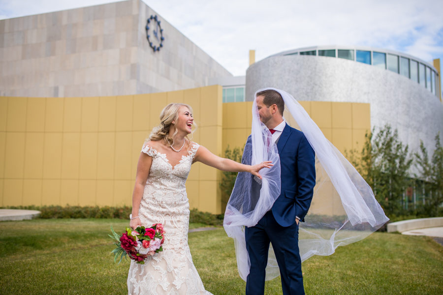 Royal Alberta Museum weddings