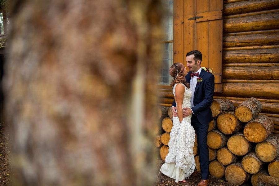 banff wedding pics
