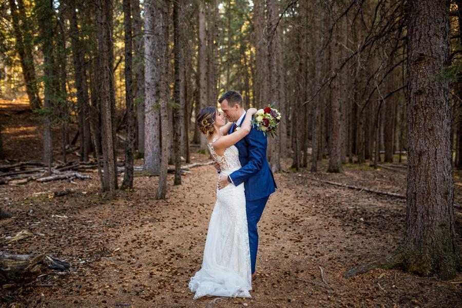 camp chief hector wedding