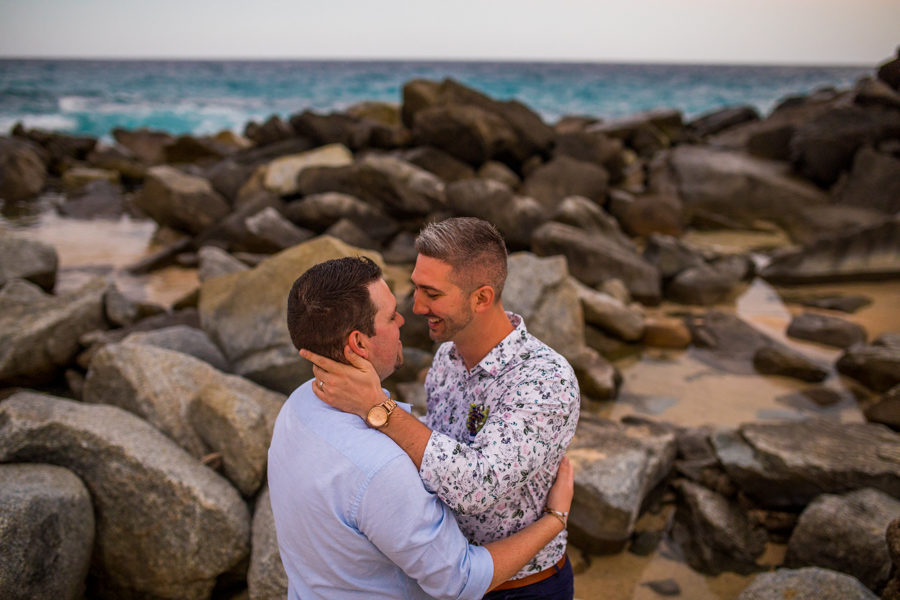 gay mexico wedding - gay wedding - two grooms
