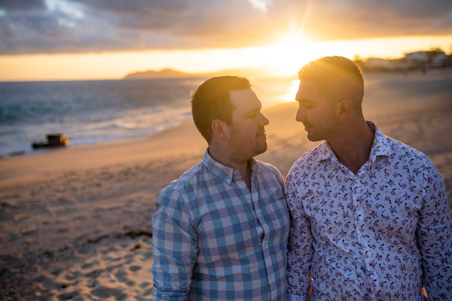 Paradisus Los Cabos - destination wedding - same sex destination wedding - gay wedding