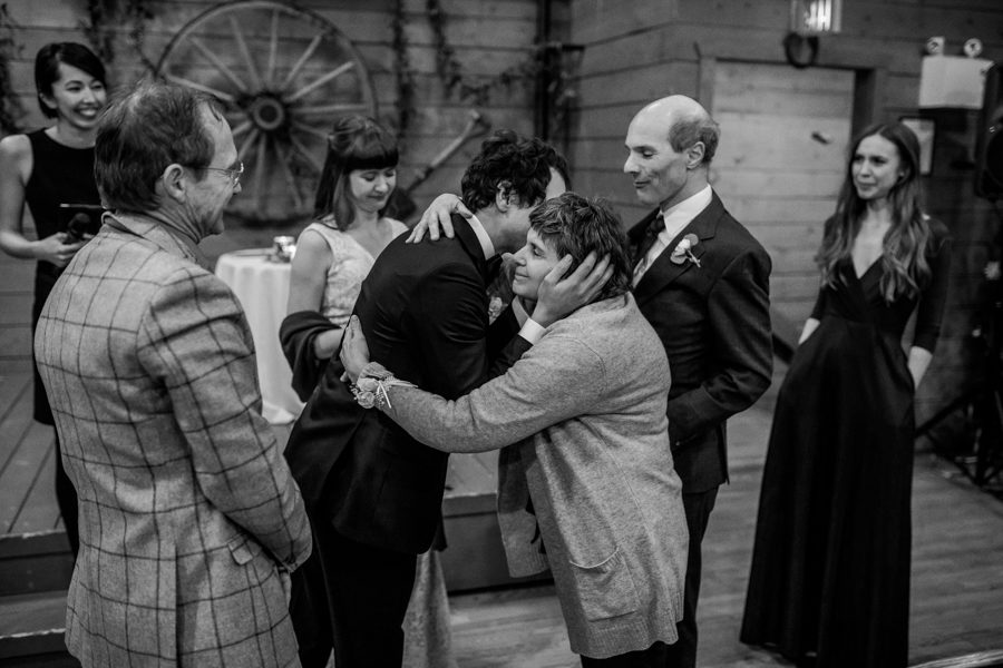 gunn's dairy barn - heritage park weddings - calgary wedding photography
