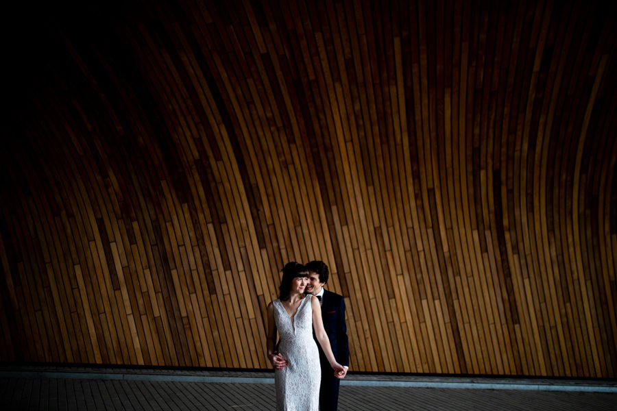 Calgary Public Library Weddings - Calgary wedding photographer