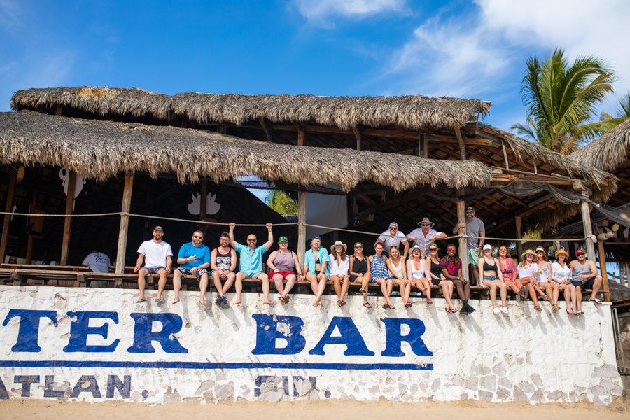 Joe's oyster bar Mazatlán