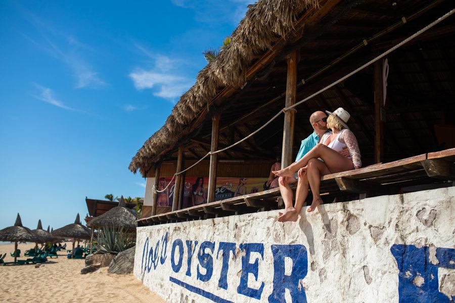 Joes oyster bar Mazatlan