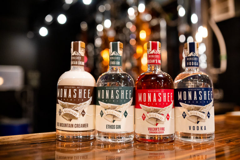 monashee spirits - Calgary food photographer