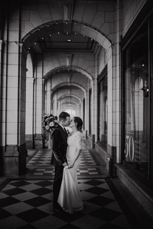 calgary downtown weddings