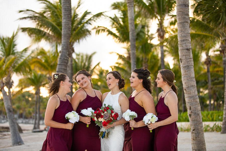 Barcelo Maya caribe - destination wedding - canadian destination wedding photographer - mexico resort photographer