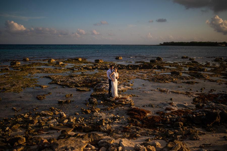 barcelo maya caribe - destination wedding photographer - calgary wedding photographer