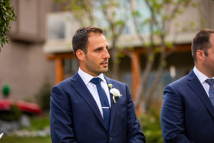 groom in canmore