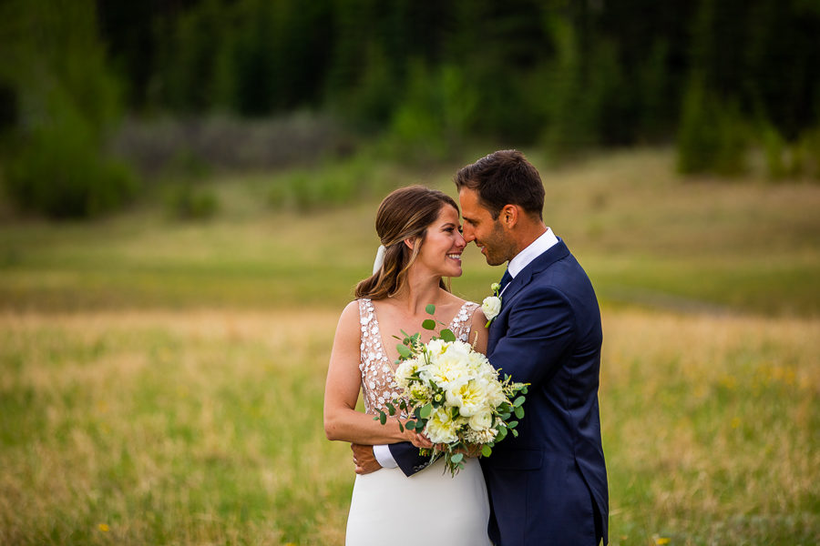 canmore wedding pictures
