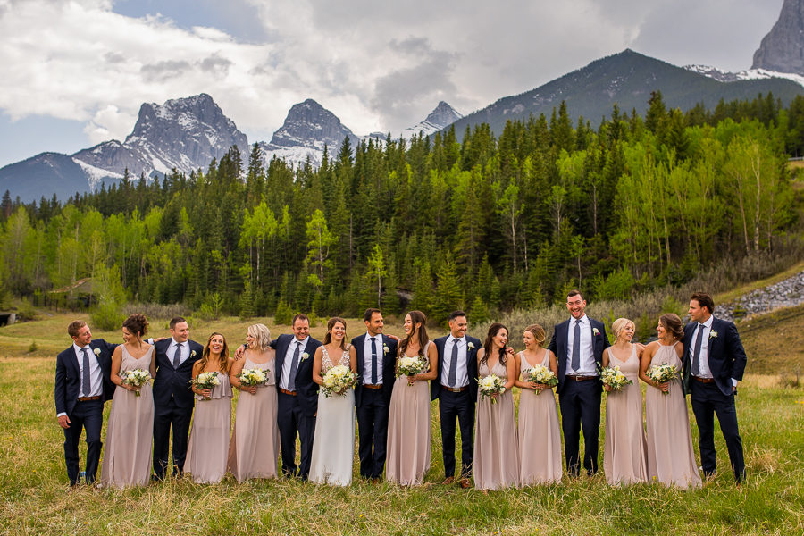 canmore wedding locations