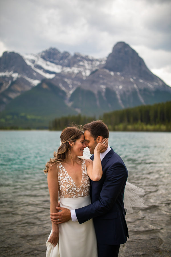 canmore wedding photographers - cornerstone theatre weddings - canmore weddings