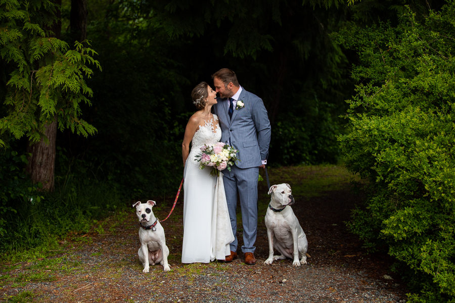Affinity Guesthouse weddings - vancouver island farm weddings