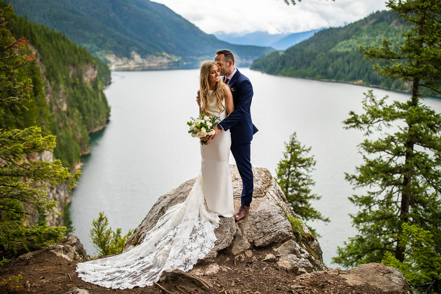 Revelstoke mountain resort wedding, water world revelstoke