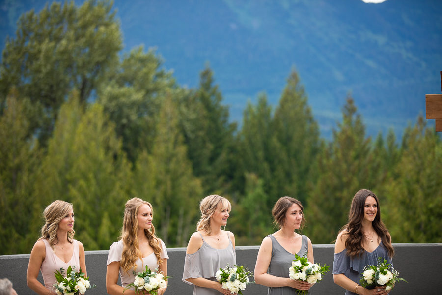 Revelstoke mountain resort wedding