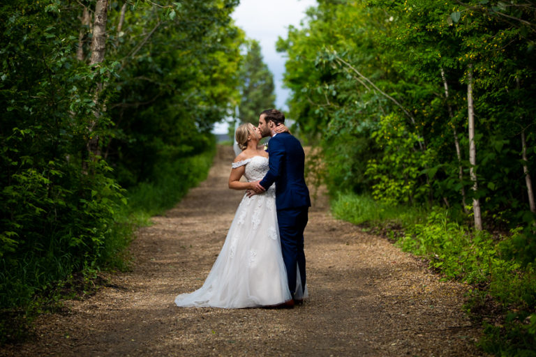 Snow valley weddings - edmonton wedding photographer