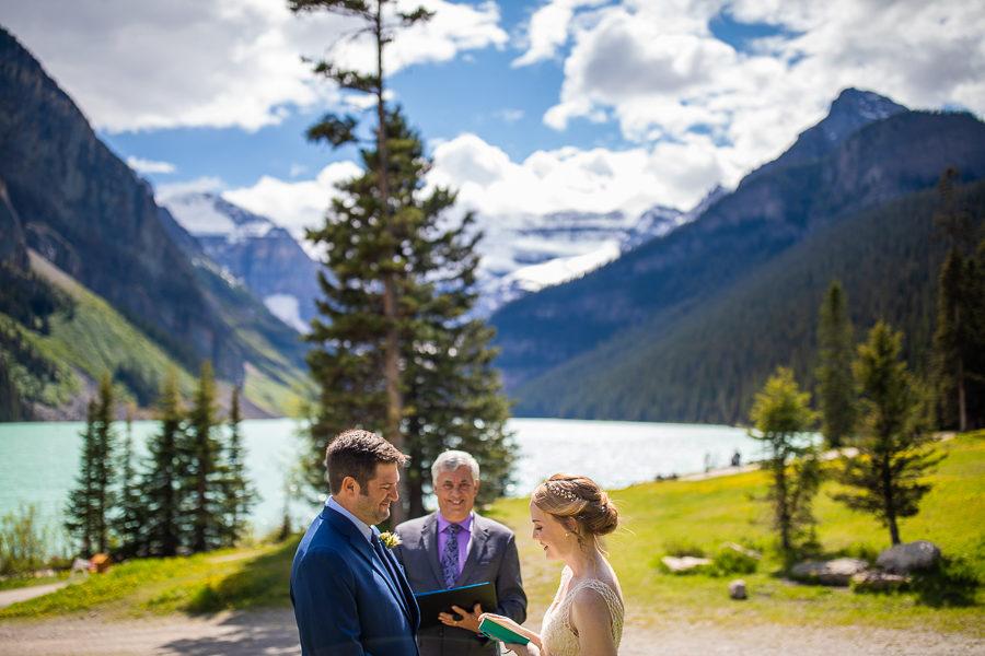 Lake louise wedding - Lake Louise