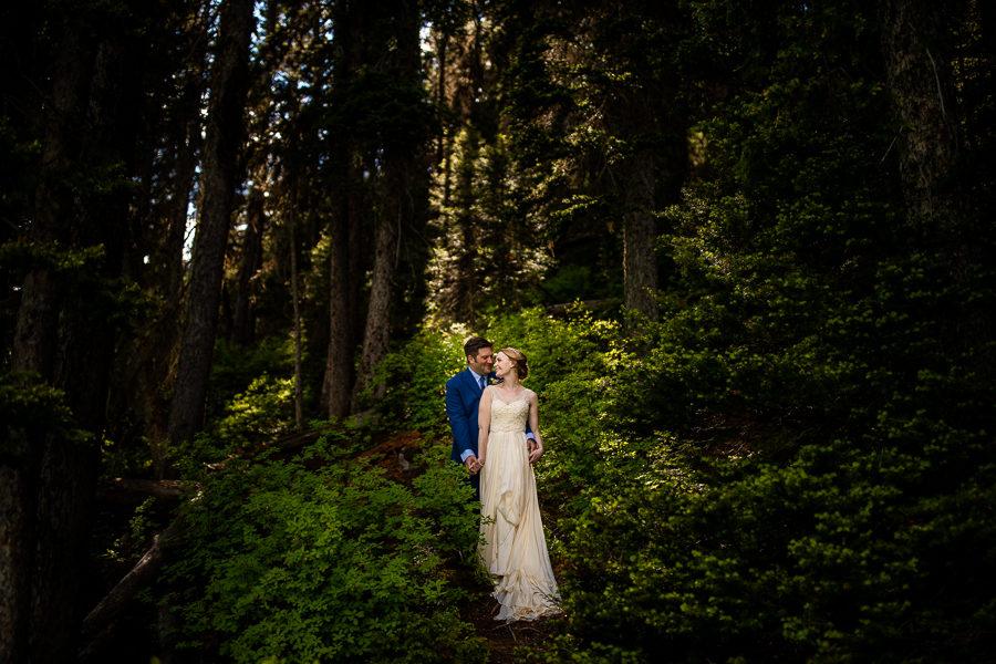 lake louise wedding - lake louise elopement photographer