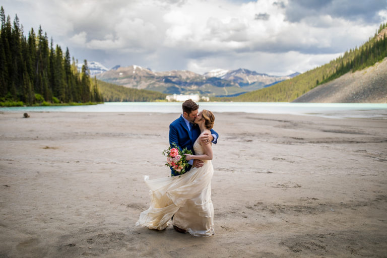 Lake louise wedding photographer - Lake Louise photographer
