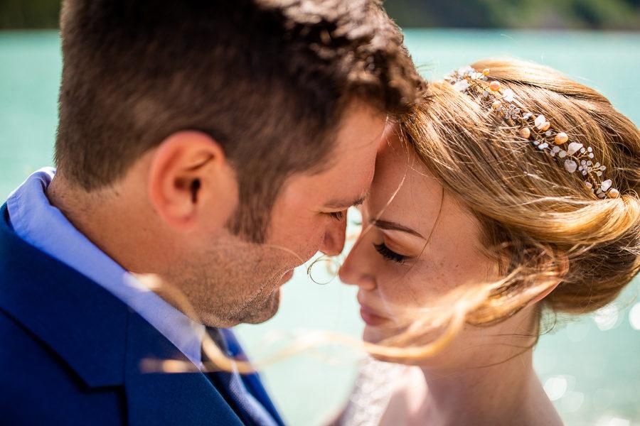lake louise wedding photos