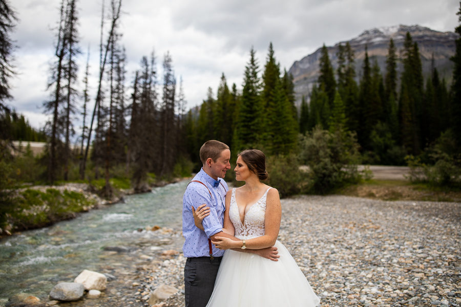 highway 93 banff national park wedding spots