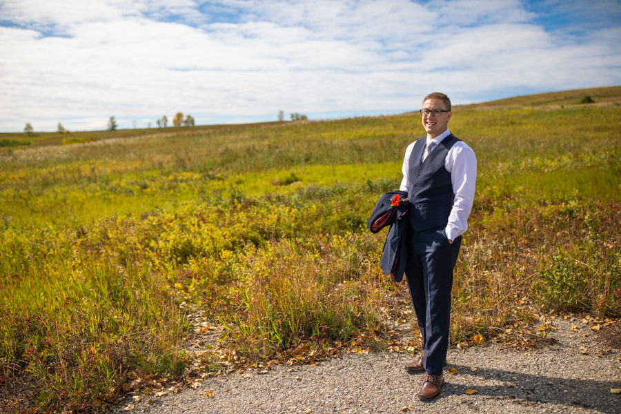 First look photos at nose hill park