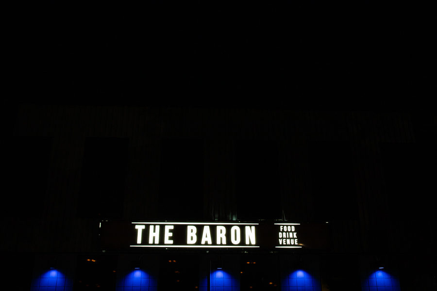 The Baron event venue - Calgary Photographer - Wedding