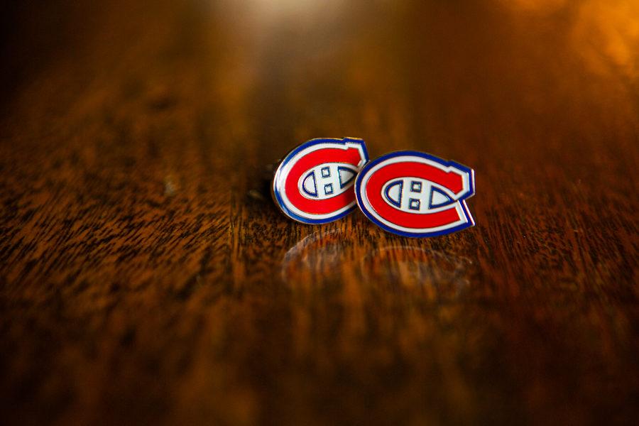 Montreal Canadian cufflings